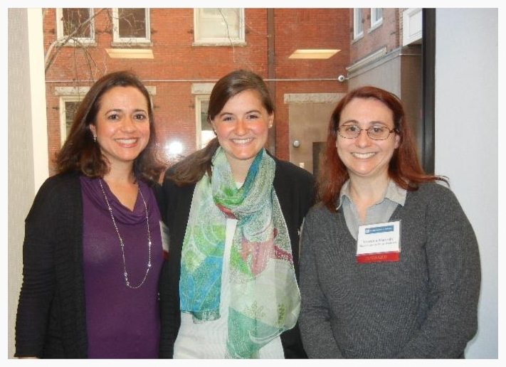 Boston Women in Finance January 2013 Speakers